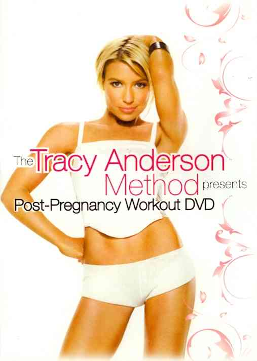 TRACY ANDERSON METHOD:POST PREGNANCY BY ANDERSON,TRACY (DVD)